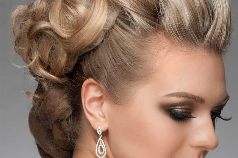 Special Occasion Hairstyles Dana Schoenberg